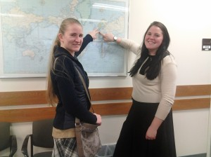 Sister Missionaries headed to Germany