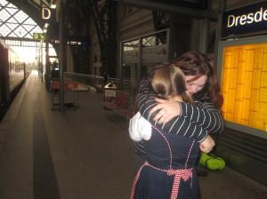 Auf Wiedersehen Sister R and Dresden