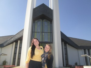 Temple Sisters