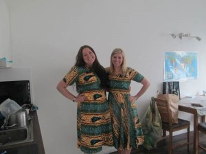 African Lady Dresses